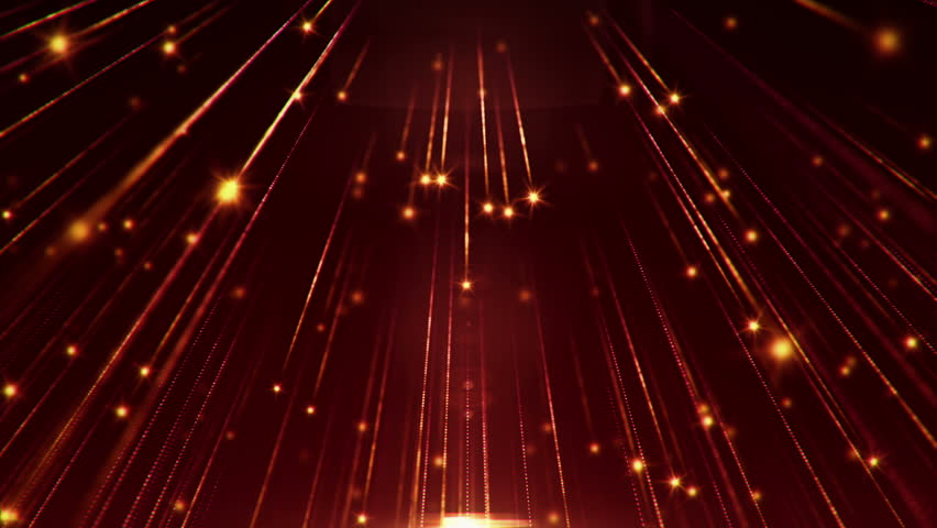 Abstract background with shining lights, sparks… - Royalty