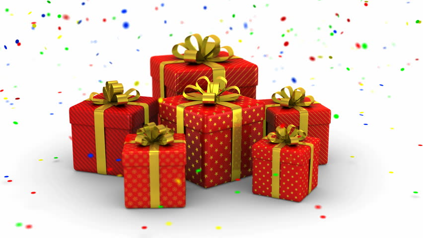 Gift boxes animation white background 4 in 1 created in 4k 3d gift boxes animation white background 4 in 1 created in 4k 3d animation 12425714 shutterstock negle Images
