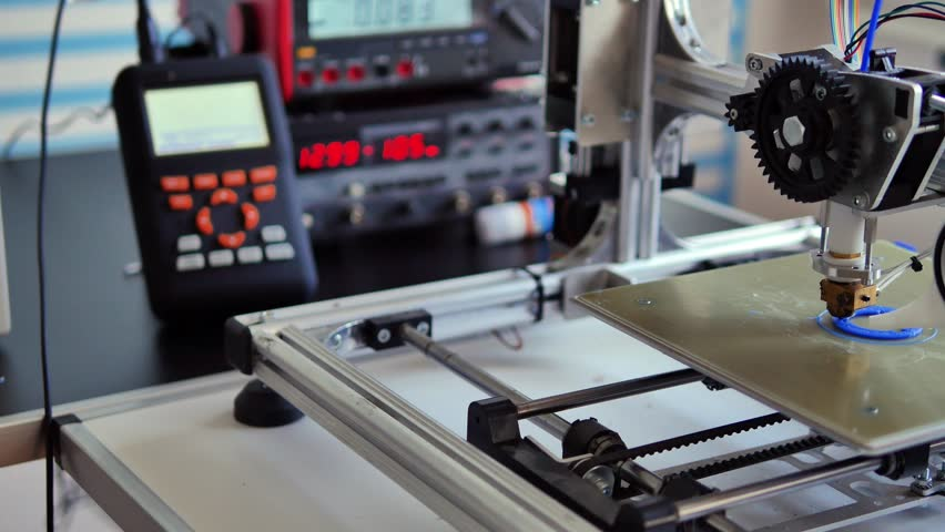 3D Printing in electronics laboratory