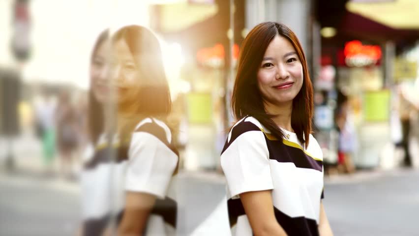 Asian girl new york city