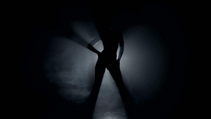 Горячая темная девушка hd