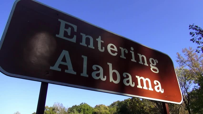 Header of Alabama