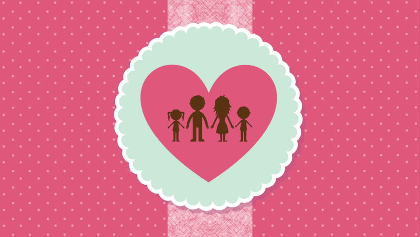 Family design, Video Animation HD1080 | Shutterstock HD Video #13130774
