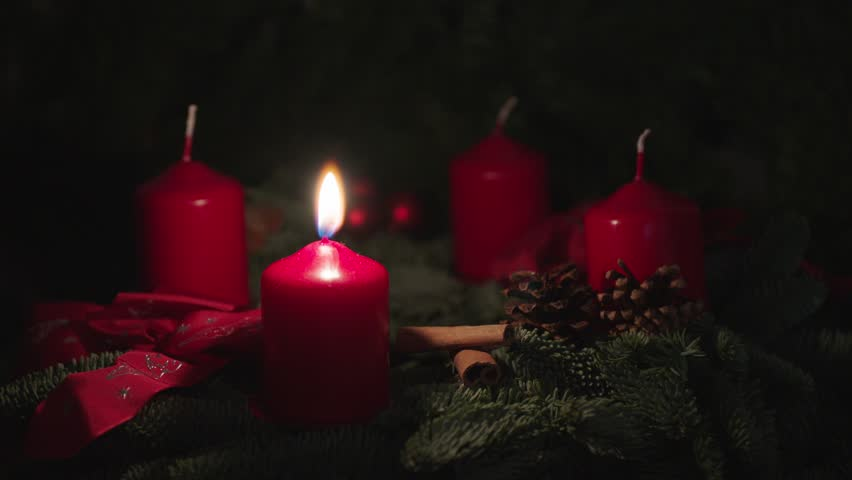 advent stock video footage 4k and hd video clips. Black Bedroom Furniture Sets. Home Design Ideas