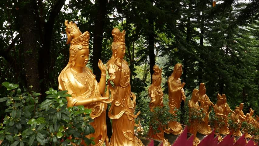 Yoga Garden Statues Designs