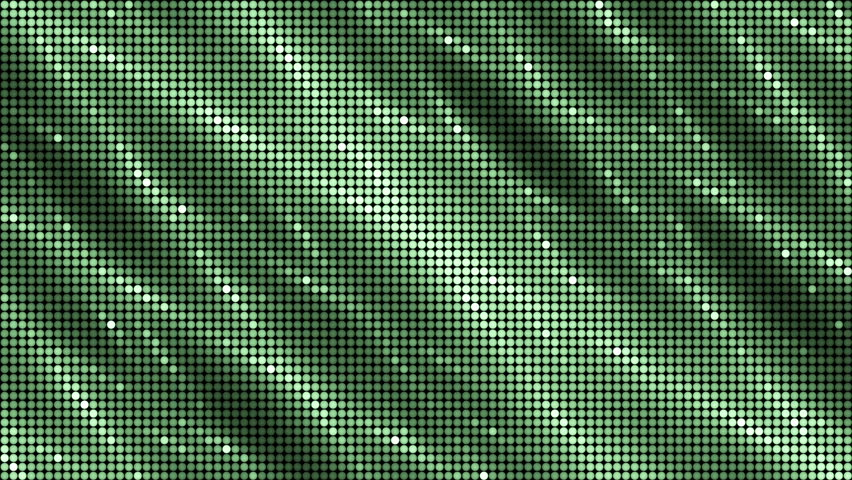 Vj Abstract Green Bright Mosaic. Bright beautiful flood lights disco background. Flood lights disco background. Seamless loop. More videos in my portfolio.