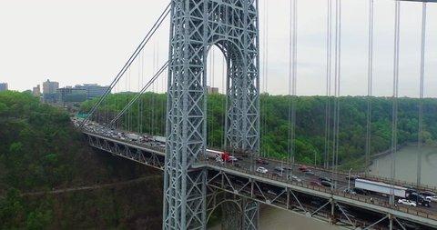 George Washington Bridge (NJ 2015)