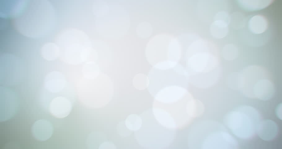 Pale blue bokeh lights in motion in 4K. High quality render of blurry pale blue particles. Ideal for Christmas, valentine`s day, wedding, love, celebration and party videos as background. | Shutterstock HD Video #14040194
