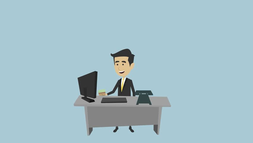 Fellow Office Drinking Coffee And Stock Footage Video 100 Royalty Free 14090084 Shutterstock