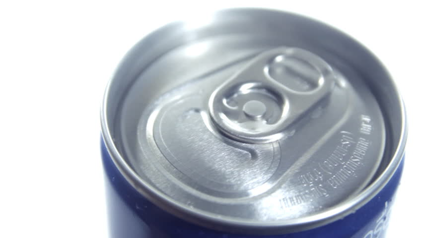 Header of soda pop