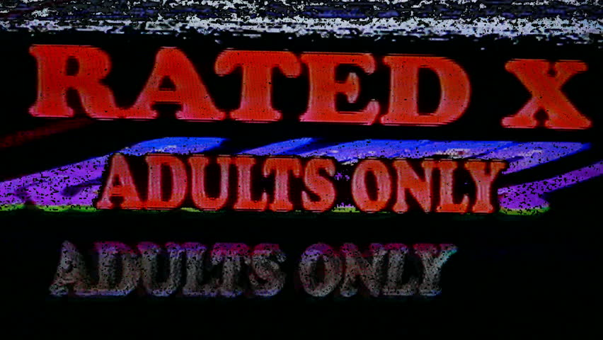 movies rated for adults only