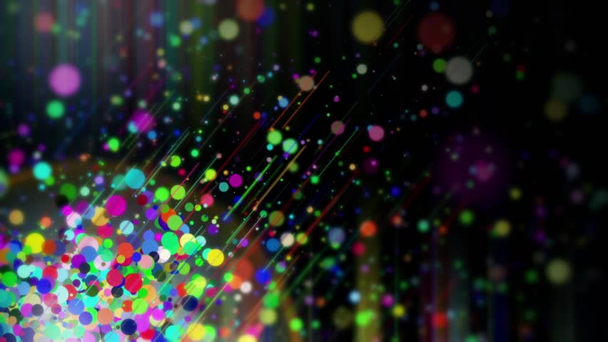 LOOPED Abstract Rain Bokeh background 100% loop, for your parties, events, projects, web designs and etc…very nice looking in led screens.  | Shutterstock HD Video #14836414