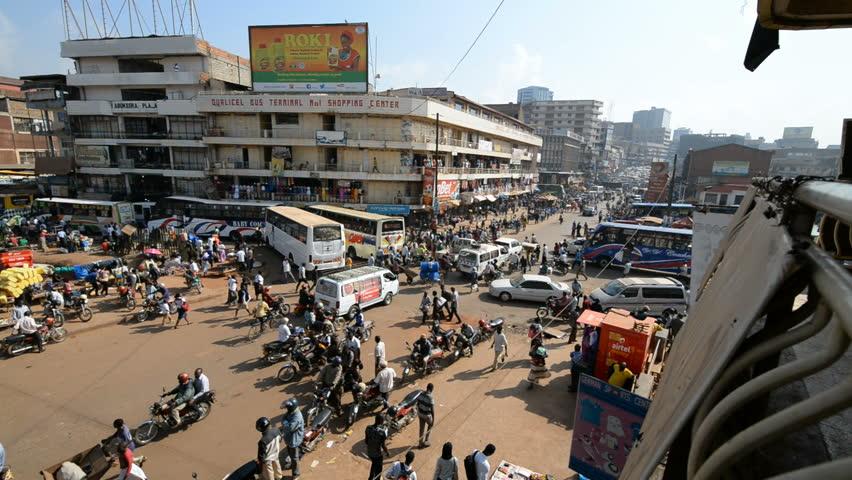 Dejting Kampala