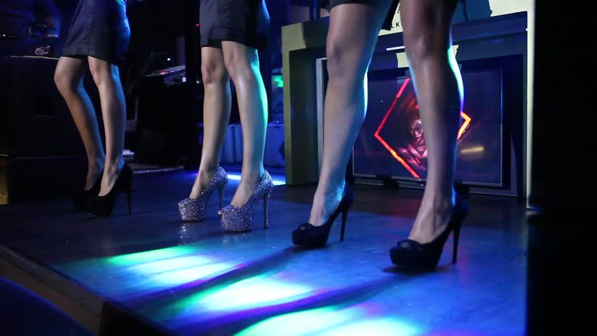 Night Club Sexy Dance