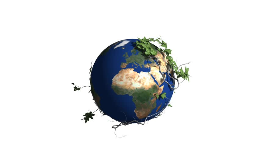 Ivy world globe