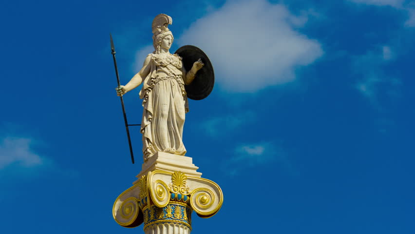 Pics of greek goddess athena