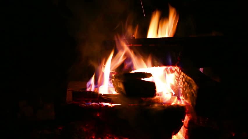 Campfire | Shutterstock HD Video #15177904