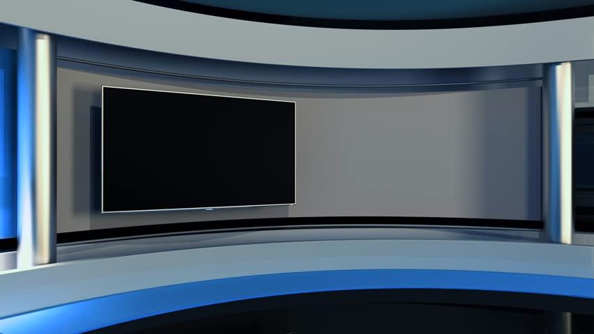 free virtual newsroom set background video in hd HD  YouTube