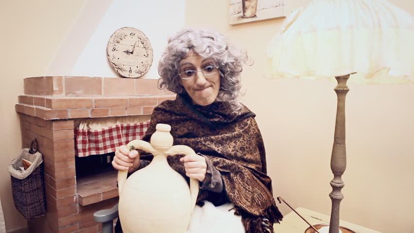 Out Dor Granny Sex
