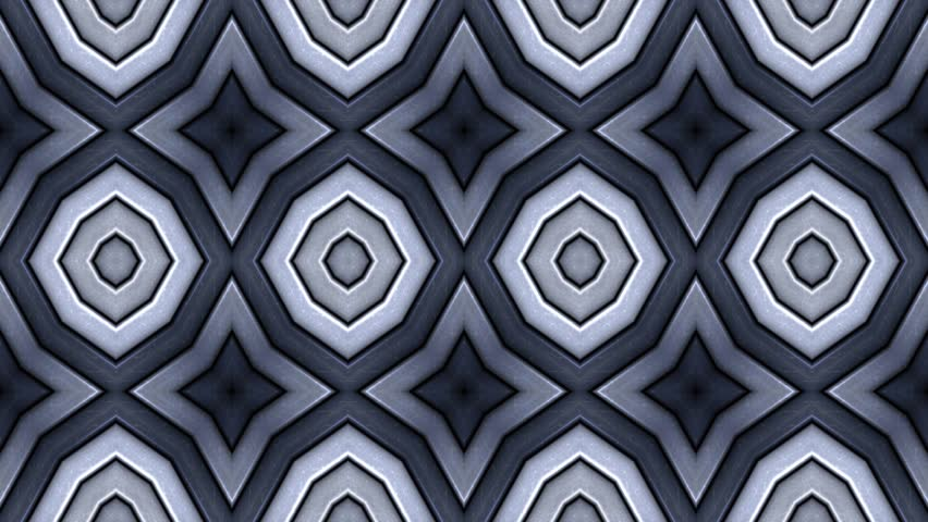 Abstract background as kaleidoscopic pattern | Shutterstock HD Video #15370624