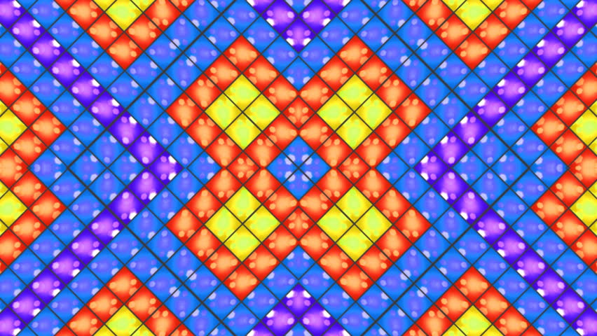 X square musical disco backgrounds.