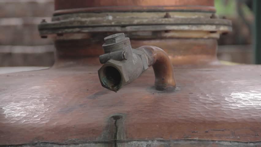 Header of spigot