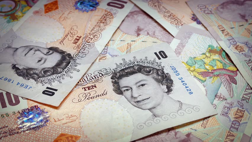Header of pound