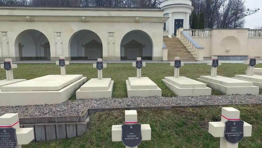 Polish Cemetery in Lviv