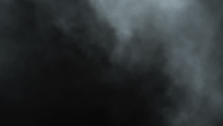 4k Dark Smoky Cloud Smoke Space Background Smog Mist Fog