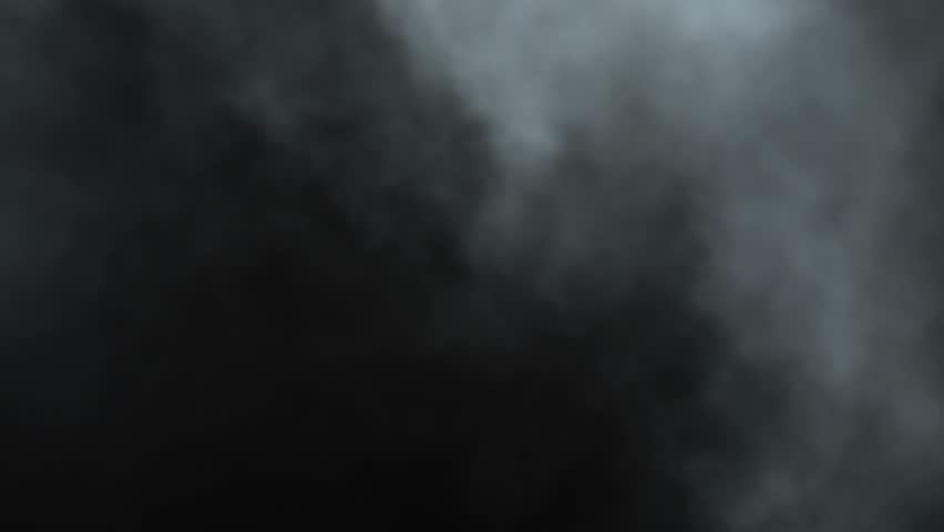 4k Dark Smoky Cloud Smoke Space Background Smog Mist Fog