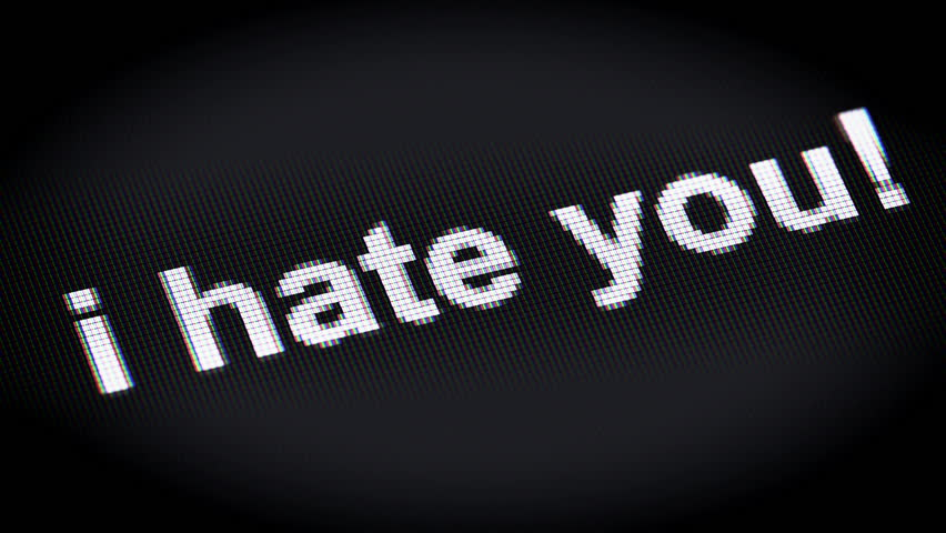 I Hate You Stock Footage Video 100 Royalty Free 16069024