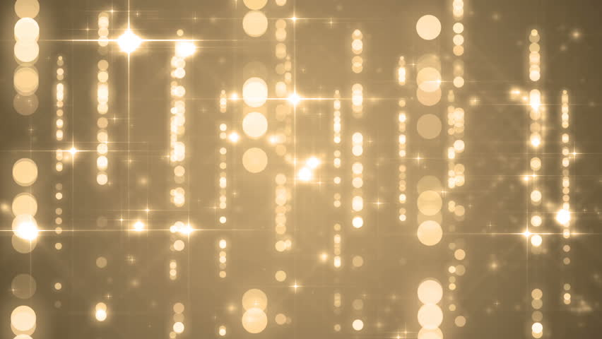 Lights Gold Bokeh Background Elegant Stock Footage Video 100 Royalty Free 16100284 Shutterstock