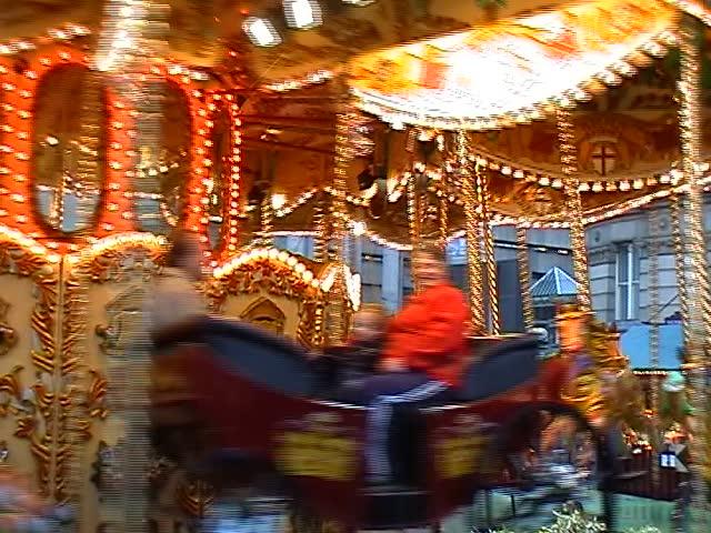 Header of carousel