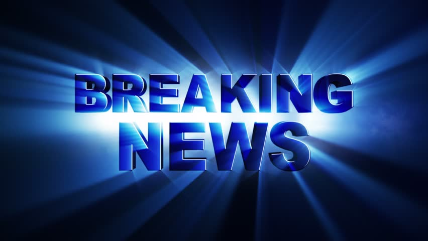 Breaking News Text Animation Lights Stock Footage Video (100% Royalty-free)  16261444 | Shutterstock