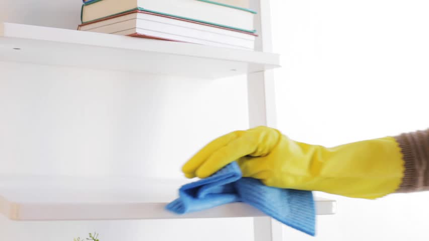 best way to dust furniture. Best Way To Dust Furniture Concept People, Housework And Housekeeping Woman With Duster P
