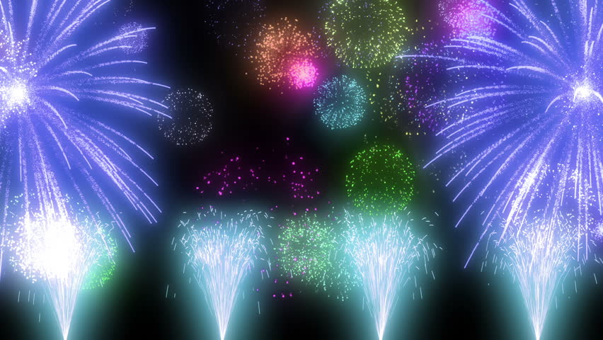 Image of fireworks | Shutterstock HD Video #16354204