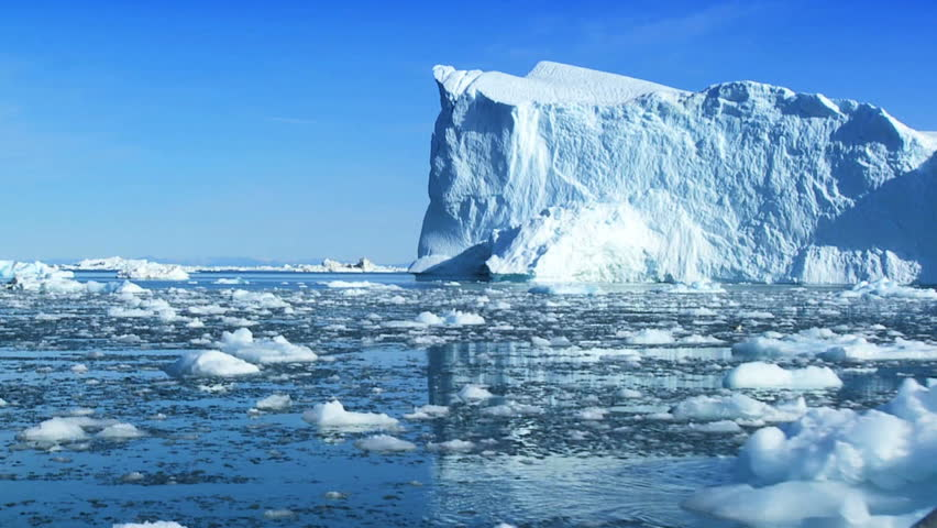 Frozen Landscape of  the Arctic | Shutterstock HD Video #1641139