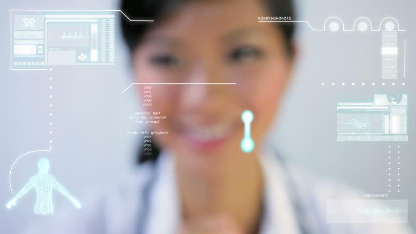 DNA Medical Touchscreen Technology #1644604