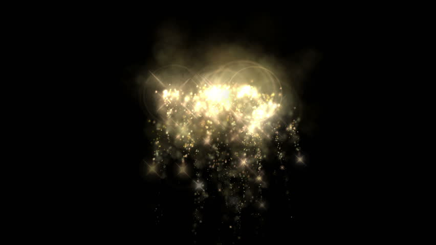 4k Abstract golden burn fire flames fireworks,falling stars particles,explosions flash particle,soldering welding accident smoke background. 5058_4k