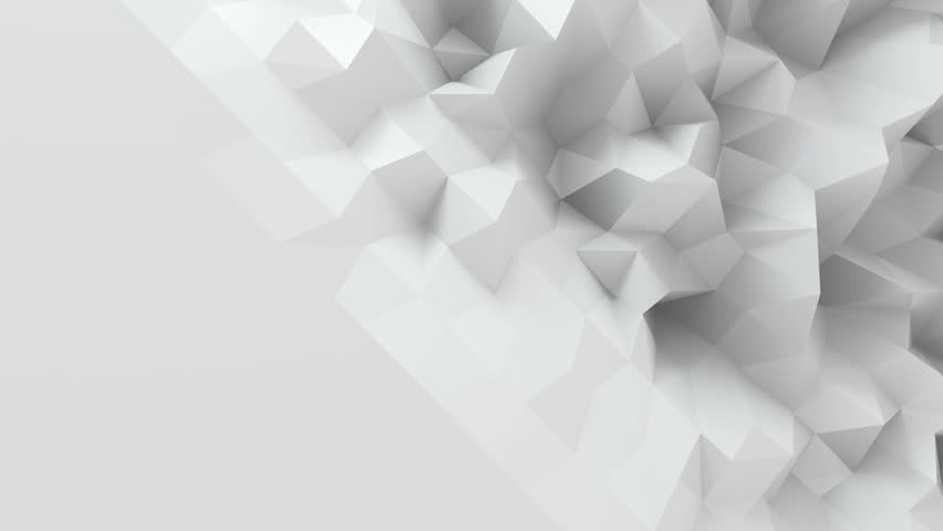 Abstract 3d rendering background with displaced surface, loopable  | Shutterstock HD Video #17033674
