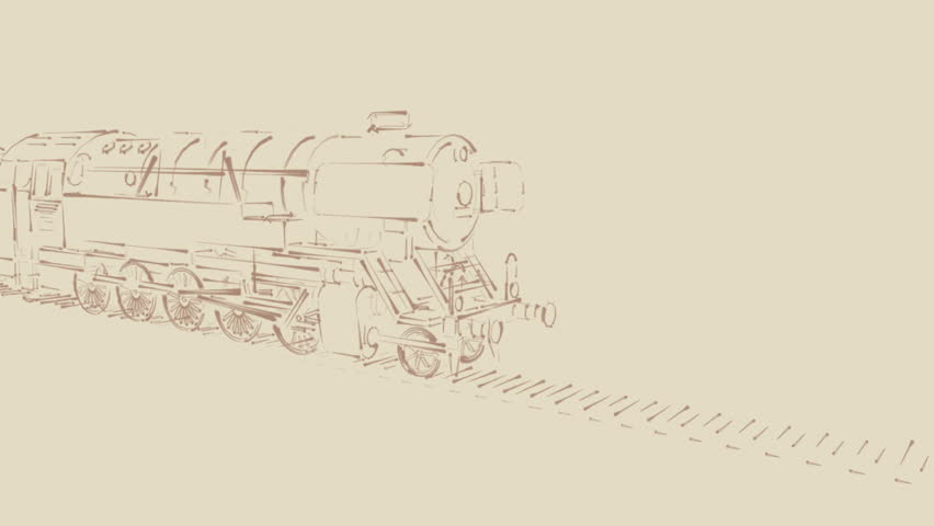 Old steam locomotive train with freight rail cars moving on the old steam engine locomotive train with freight carriages moving on the rails on vintage background malvernweather Image collections