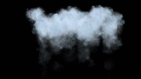 4k Abstract splash waterdrop smoke cloud,water waves liquid spray particles fireworks background. 5257_4k