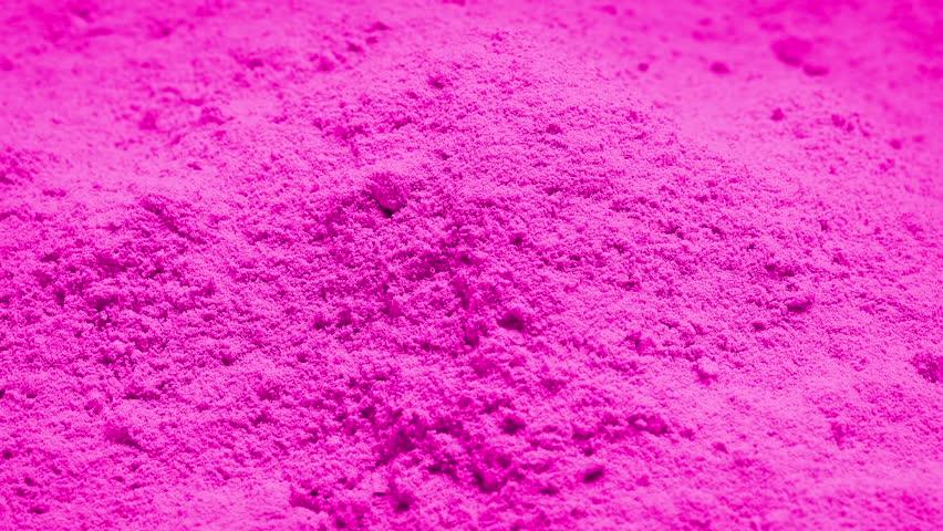 Pink Powder Rotating | Shutterstock HD Video #17359699