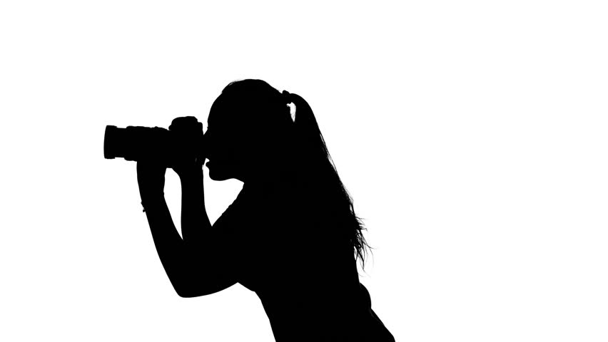 Male Photographer Silhouette