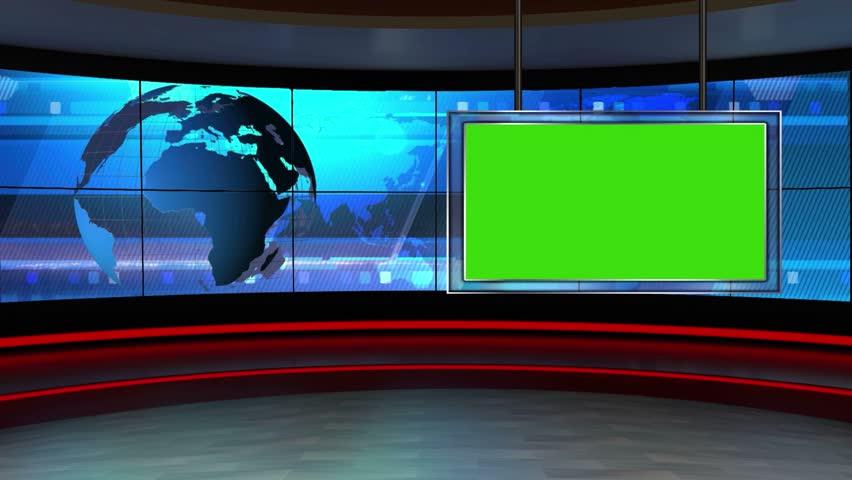 News Tv Studio Set - Stock Footage Video (100% Royalty-free) 17477884 |  Shutterstock
