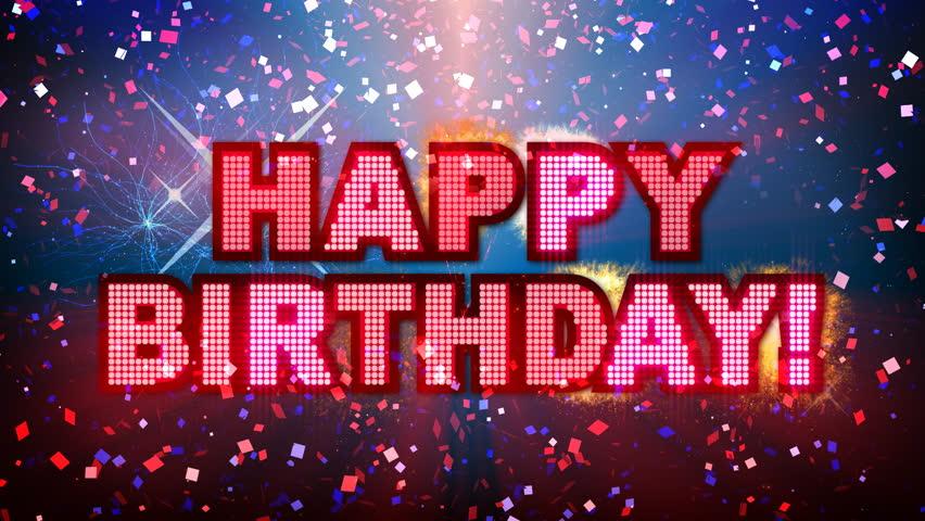 Happy Birthday Mega Party!