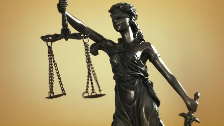 Statue of justice | Shutterstock HD Video #17625394