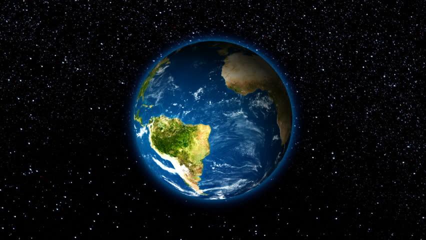 Hd - Zoom in Earth Stock Footage Video (100% Royalty-free) 1774544 |  Shutterstock