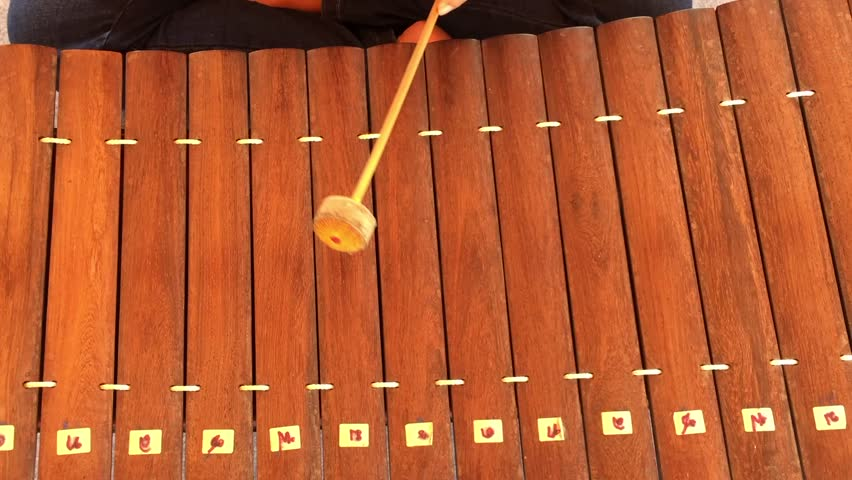 Thai Alto Xylophone Asia Music Stock Footage Video (100% Royalty-free)  17910304 | Shutterstock