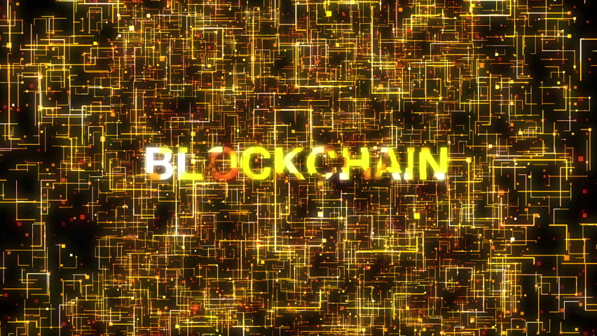 Seamless Animation of Original Blockchain Stock Footage Video (100%  Royalty-free) 17955184 | Shutterstock